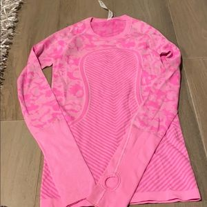 Lululemon athletica long sleeve